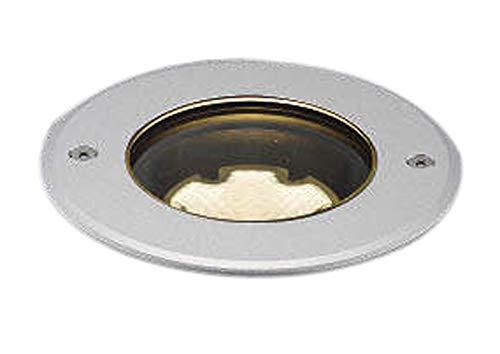 AU49049Lエクステリア LED一体型 バリードライト(地中埋込灯) 埋込φ120 広角非調光 電球色 防雨型 白熱球60W相当コイズミ照明 照明器具 植裁 建物 屋外用 アッパー照明