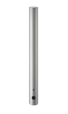 AU50591エクステリア LED一体型 ガーデンライト arkiaシリーズアッパー配光タイプ 700mmタイプ非調光 電球色 防雨型コイズミ照明 照明器具 庭 入口 屋外用 ポール灯