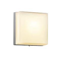 AU50613エクステリア LED一体型 階段通路用ブラケット非調光 電球色 防雨型 白熱球60W相当コイズミ照明 照明器具 階段 勝手口灯 屋外用照明