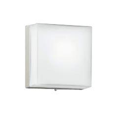 AU50741エクステリア LED一体型 階段通路用ブラケット非調光 昼白色 防雨型 白熱球60W相当コイズミ照明 照明器具 階段 勝手口灯 屋外用照明