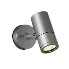 DOL-4017YSLEDアウトドアスポットライトLED交換不可 天井付・壁付・床付兼用 防雨形電球色 非調光 12Vダイクロハロゲン50W相当大光電機 照明器具 庭 ガレージ用 ライトアップ照明