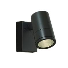 大光電機 照明器具LEDアウトドアライト ハイパワースポットライト φ90タイプ天井付・壁付・床付兼用 防雨形 ビーム球150W相当 電球色 調光可DOL-5348YB