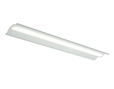 MY-B43033/20/W AHTNLEDライトユニット形ベースライト Myシリーズ 埋込形 連結用 連続取付専用タイプ 40形 220幅 全長1224 中間用FHF32形×1灯器具 高出力相当 一般タイプ 段調光 白色三菱電機 施設照明