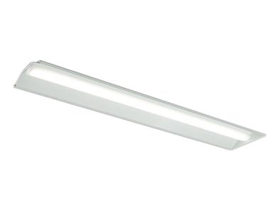 MY-B43033/21/N AHTNLEDライトユニット形ベースライト Myシリーズ 埋込形 連結用 連続取付専用タイプ 40形 220幅 全長1224 終端用FHF32形×1灯器具 高出力相当 一般タイプ 段調光 昼白色三菱電機 施設照明