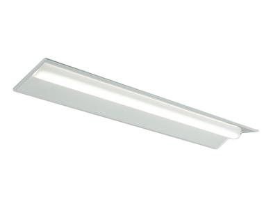 MY-B47025/22/N AHTNLEDライトユニット形ベースライト Myシリーズ 埋込形 連結用 連続取付専用タイプ 40形 300幅 全長1224(リニューアルサイズ) 先端用FHF32形×2灯器具 高出力相当 グレアカット(Aタイプ) 段調光 昼白色三菱電機 施設照明