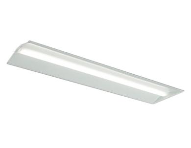 MY-B47030/24/W AHZLEDライトユニット形ベースライト Myシリーズ 埋込形 連結用 連続取付専用タイプ 40形 300幅 全長1224(リニューアルサイズ) 終端用FHF32形×2灯器具 高出力相当 省電力タイプ 連続調光 白色三菱電機 施設照明