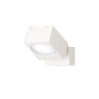 XAS1000NCB1LEDスポットライト LEDフラットランプ対応 天井・壁面(上・下向き)・据置取付兼用 直付 昼白色アルミダイカストセード 拡散タイプ 調光可能 白熱電球60形1灯器具相当Panasonic 照明器具