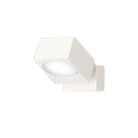 XAS1010NCB1LEDスポットライト LEDフラットランプ対応 天井・壁面(上・下向き)・据置取付兼用 直付 昼白色 美ルックアルミダイカストセード 拡散タイプ 調光可能 白熱電球60形1灯器具相当Panasonic 照明器具