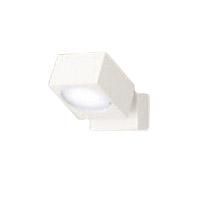 XAS1010NCE1LEDスポットライト LEDフラットランプ対応 天井・壁面(上・下向き)・据置取付兼用 直付 昼白色 美ルックアルミダイカストセード 拡散タイプ 調光不可 白熱電球60形1灯器具相当Panasonic 照明器具