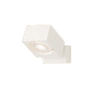 XAS1030LCE1LEDスポットライト LEDフラットランプ対応 天井・壁面(上・下向き)・据置取付兼用 直付 電球色 美ルックアルミダイカストセード 集光タイプ 調光不可 110Vダイクール電球60形1灯器具相当Panasonic 照明器具