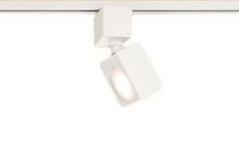 XAS1510LCB1LEDスポットライト LEDフラットランプ対応 天井付・壁付 配線ダクト取付型 電球色アルミダイカストセード 美ルック 拡散タイプ 調光可能白熱電球60形1灯器具相当Panasonic 照明器具