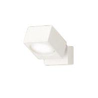 XAS3000VCB1LEDスポットライト LEDフラットランプ対応 天井・壁面(上・下向き)・据置取付兼用 直付 温白色アルミダイカストセード 拡散タイプ 調光可能 白熱電球100形1灯器具相当Panasonic 照明器具