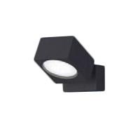 XAS3001NCE1LEDスポットライト LEDフラットランプ対応 天井・壁面(上・下向き)・据置取付兼用 昼白色アルミダイカストセード 拡散タイプ 調光不可 白熱電球100形1灯器具相当Panasonic 照明器具