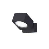 XAS3011NCB1LEDスポットライト LEDフラットランプ対応 天井・壁面(上・下向き)・据置取付兼用 昼白色 美ルックアルミダイカストセード 拡散タイプ 調光可能 白熱電球100形1灯器具相当Panasonic 照明器具