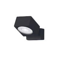 XAS3031NCB1LEDスポットライト LEDフラットランプ対応 天井・壁面(上・下向き)・据置取付兼用 昼白色 美ルックアルミダイカストセード 集光タイプ 調光可能110Vダイクール電球100形1灯器具相当Panasonic 照明器具