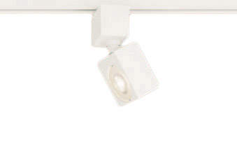 XAS3520LCE1LEDスポットライト LEDフラットランプ対応 天井付・壁付 配線ダクト取付型 電球色アルミダイカストセード 集光タイプ 調光不可 110Vダイクール電球100形1灯器具相当Panasonic 照明器具