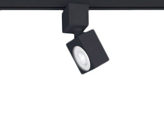 XAS3521NCE1LEDスポットライト LEDフラットランプ対応 天井付・壁付 配線ダクト取付型 昼白色アルミダイカストセード 集光タイプ 調光不可 110Vダイクール電球100形1灯器具相当Panasonic 照明器具
