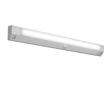 MY-FHS440360/N AHTNLED非常用照明器具 電池内蔵形 Myシリーズ 階段通路誘導灯兼用形 人感センサ付段調光タイプ 40形 天井直付・壁面横付兼用 30分間定格形 グレアカット(ABタイプ) 4000lm FLR40形×2灯器具 節電タイプ 昼白色 三菱電機 施設照明