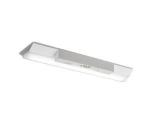 MY-VH208230B/W AHTNLED非常用照明器具 電池内蔵形 Myシリーズ30分間定格形 階段通路誘導灯兼用形20形 直付形 逆富士タイプ 150幅 非常時LED一般出力タイプ一般タイプ 800lm FL20形×1灯器具相当 白色三菱電機 施設照明
