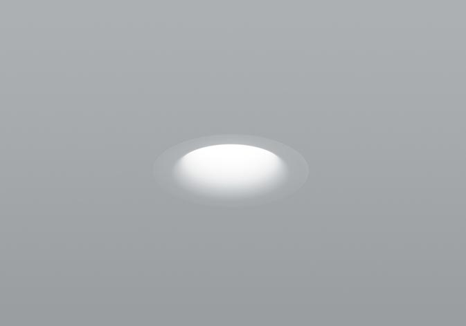 NYY56059KLEDダウンライト SmartArchi SoftLight RoundType 埋込穴φ125 LED60形 美光色 拡散 昼白色 調光可パナソニック Panasonic 店舗・施設照明 天井照明 テクニカル照明 スマートアーキ ソフトライト