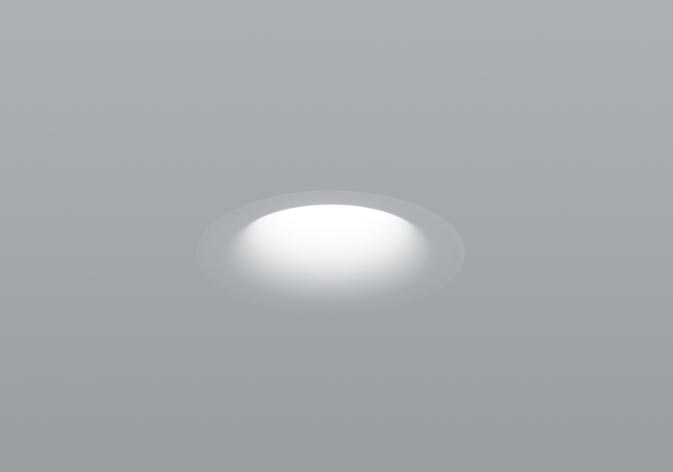 NYY56158KLEDダウンライト SmartArchi SoftLight RoundType 埋込穴φ150 LED150・100形 拡散 昼白色 調光可パナソニック Panasonic 店舗・施設照明 天井照明 テクニカル照明 スマートアーキ ソフトライト