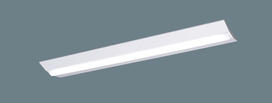 パナソニック Panasonic 施設照明一体型LEDベースライト iDシリーズ 40形 直付型 Dスタイル W230美光色・6900lmタイプ 温白色Hf32形×2灯高出力型器具相当 非調光直付XLX460DBVK LE9