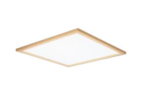 照明器具やエアコンの設置工事も承ります 電設資材の激安総合ショップ XL553PJUKLE9一体型LEDベースライト 埋込型 白色乳白パネル 天井照明 即日出荷 スクエアタイプコンパクト形蛍光灯FHP23形3灯器具相当Panasonic 店舗 保証 木枠タイプ 施設用照明