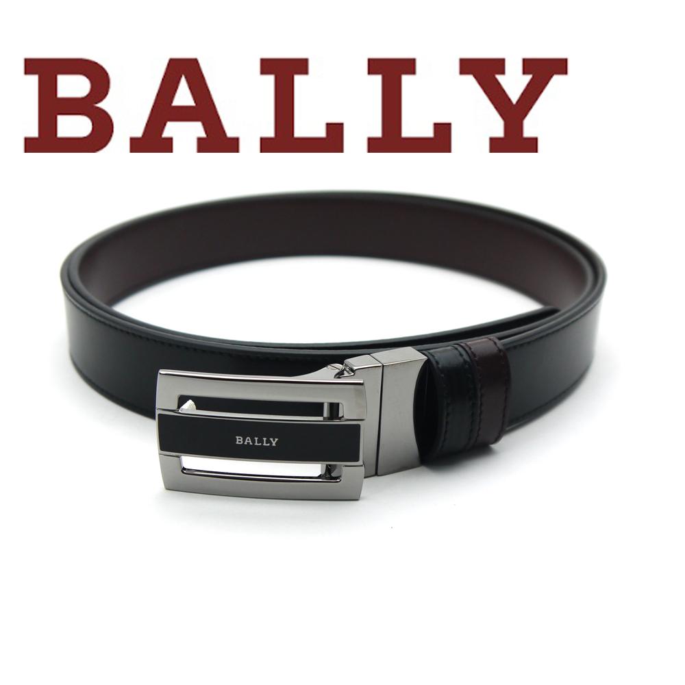 バリー/Bally 簡単リバーシブルメンズベルト 6166788
