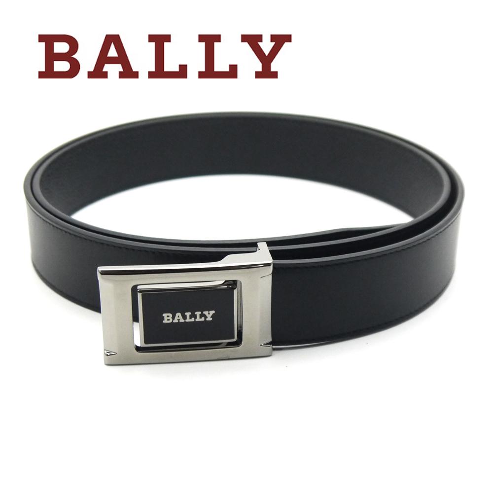 【送料無料】バリー/Bally リバーシブルメンズベルト 6184665