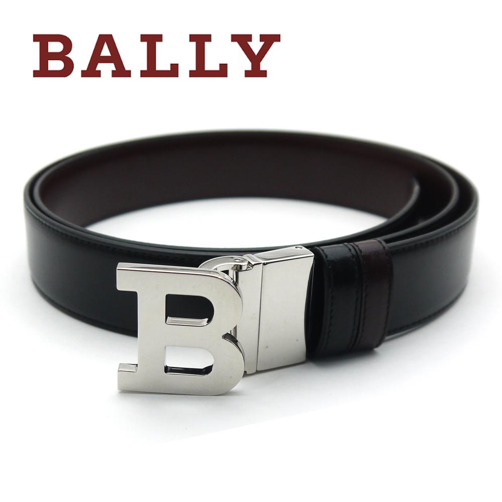 バリー/Bally 簡単リバーシブルメンズベルト 6193208