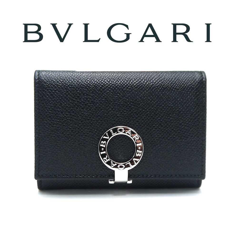 ブルガリ/BVLGARI 名刺入れ カードケース BULGARI BULGARI 30420【即発送可能】