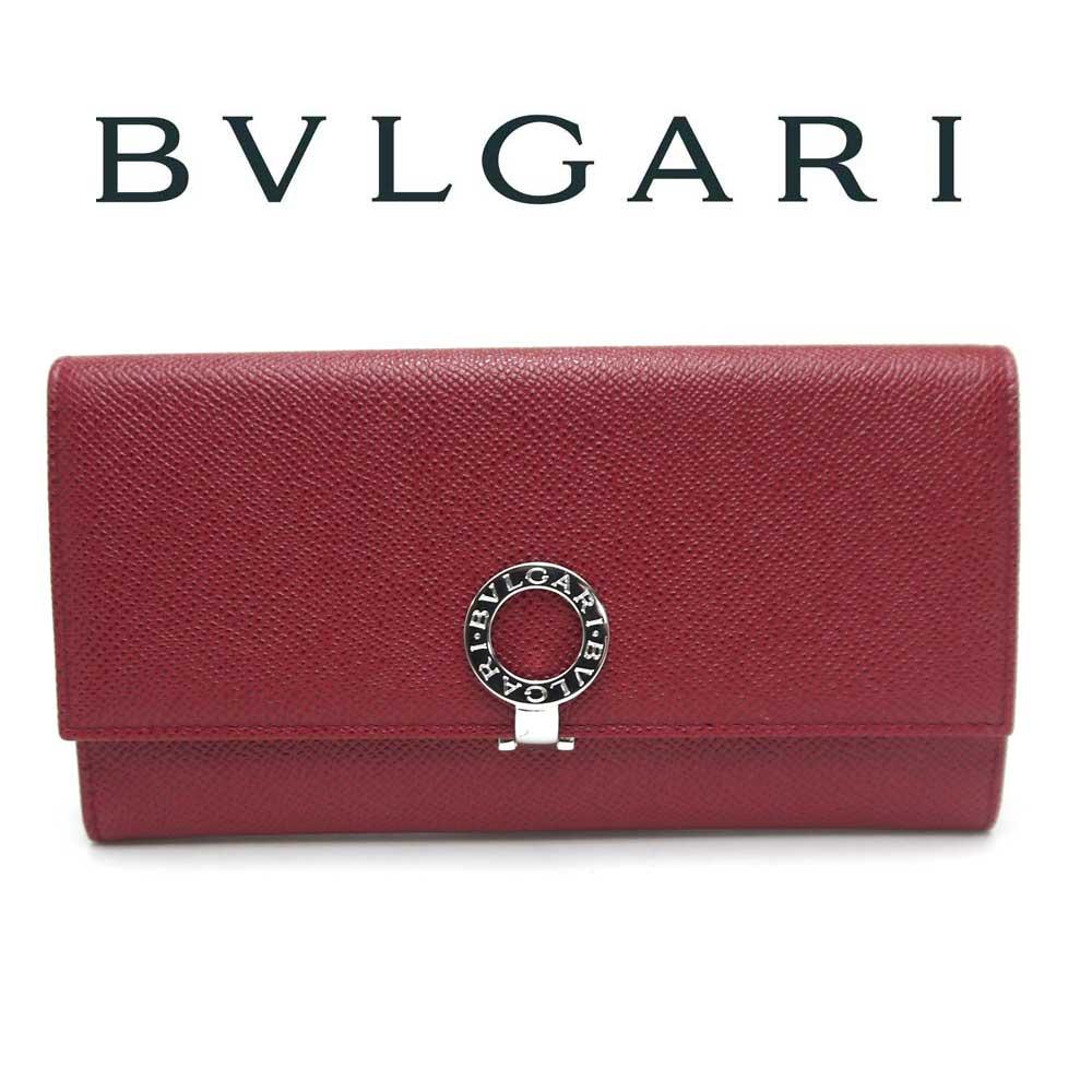 ブルガリ/BVLGARI ファスナー付き長財布 BULGARI BULGARI  33889