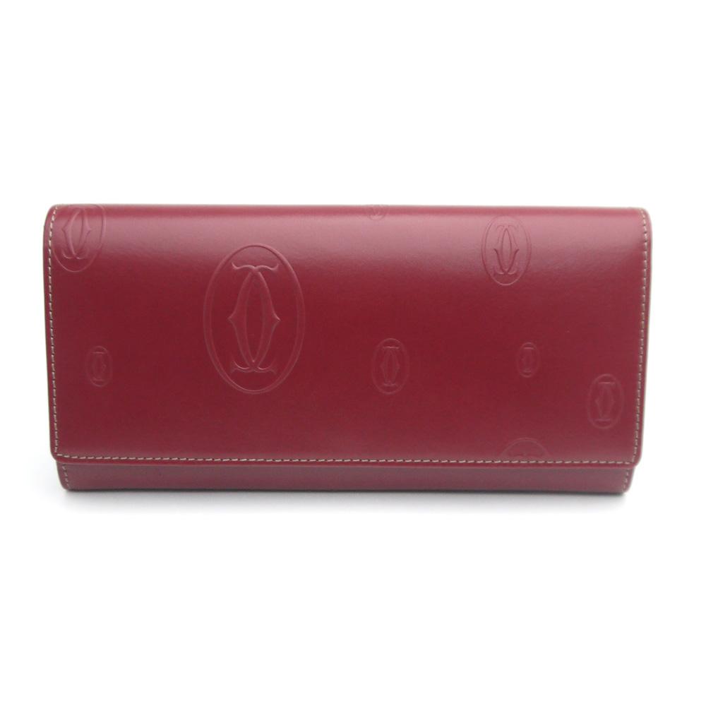 カルティエ/Cartier ファスナー付き長財布・ハッピーバースデー ・L3001495