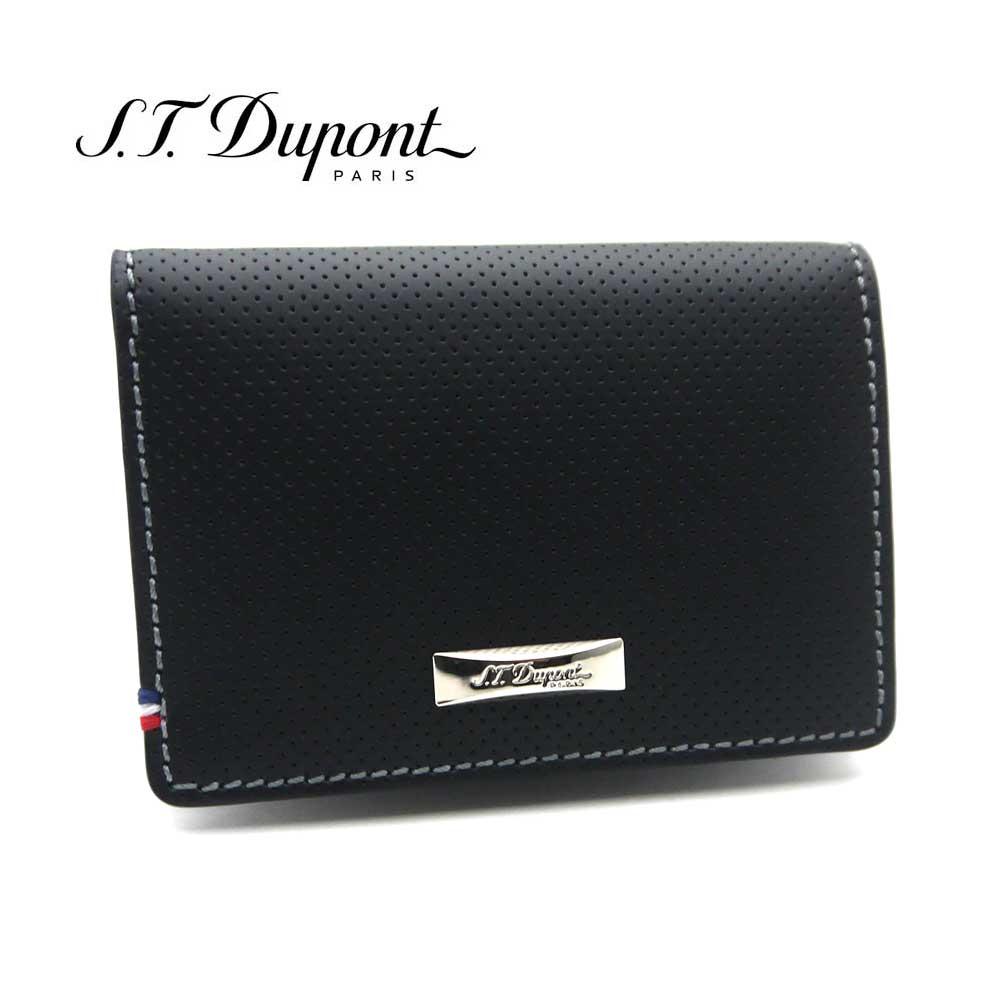 S.T. Dupont・デュポン カードケース 名刺入れ 170404
