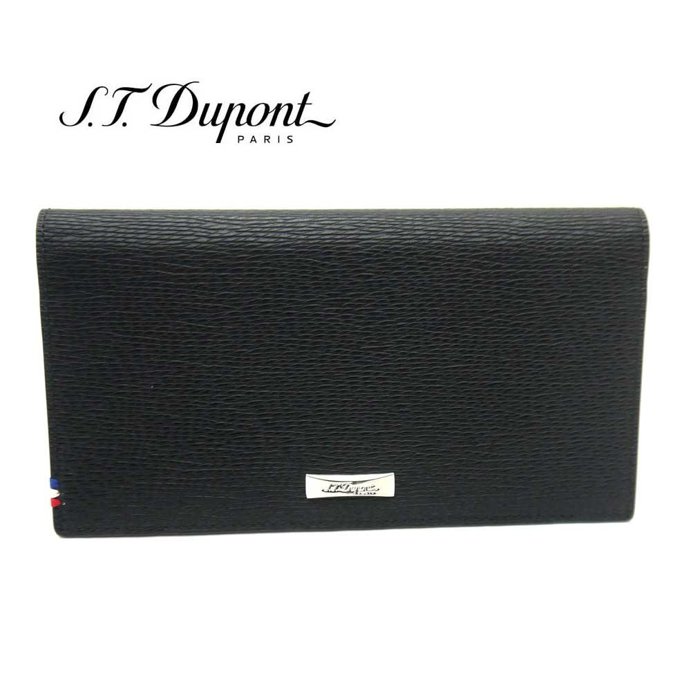 プレゼント S.T. 35%OFF Dupont デュポン 長財布 180310