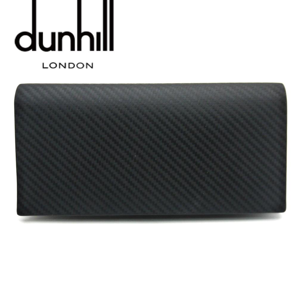 ダンヒル/dunhill 新作ファスナー付長財布・CHASSIS シャーシ L2H210A ブラック【即発送可能】