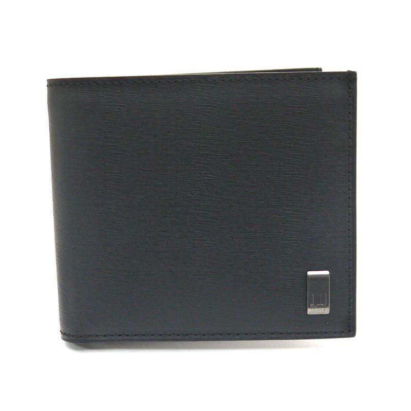 ダンヒル/dunhill 二つ折り小銭入れ付財布・L2RF32A