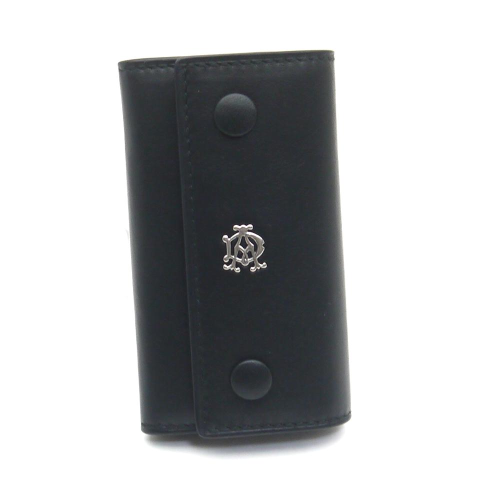 【新品】ダンヒル/dunhill 6連キーケース・REEVES リーブス L2XR51A ブラック
