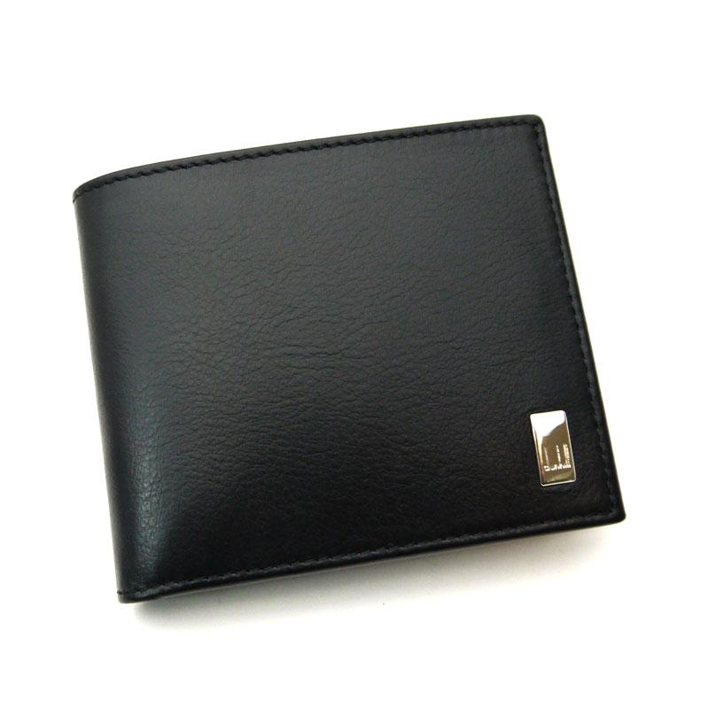 ダンヒル/dunhill 二つ折り小銭入れ財布・SIDECAR サイドカー QD3070A