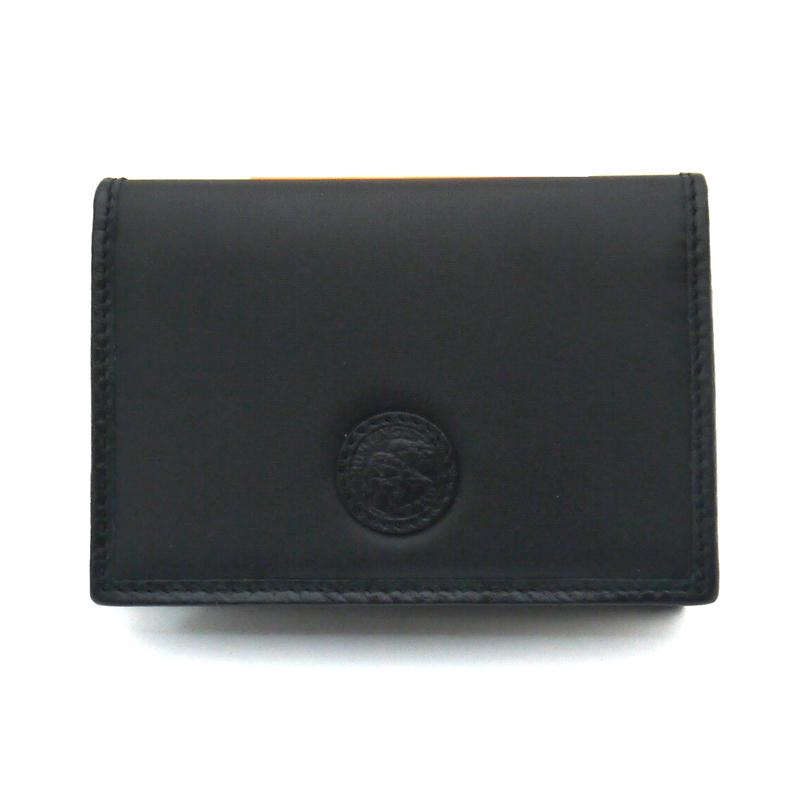 ハンティング ワールド HUNTING WORLD 名刺入れ カードケース 日本メーカー新品 BATTUE 13A 高級品 157 ORIGIN ブラック