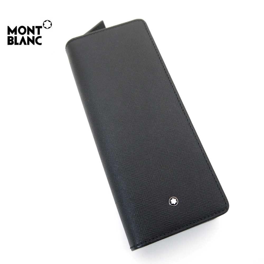 モンブラン/MONT BLANC ペンケース サルトリアル 2本用 113236【新品】【送料無料】