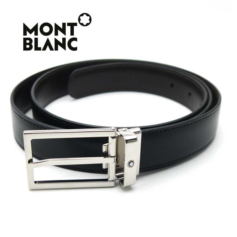 モンブラン/MONT BLANC メンズリバーシブルベルト 113273【新品】【送料無料】