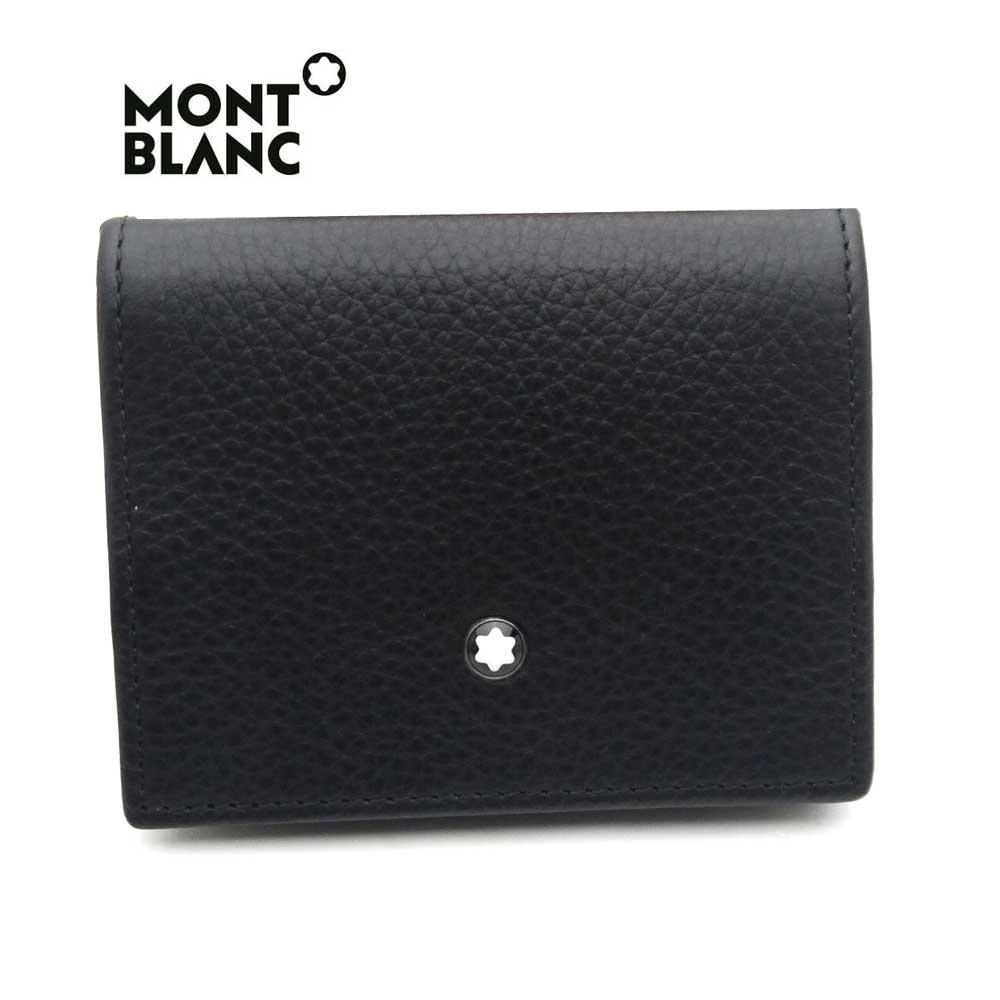 モンブラン/MONT BLANC 小銭入れ 113307・ブラック【新品】【送料無料】