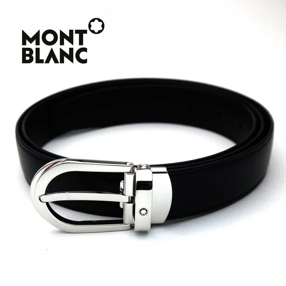 モンブラン/MONT BLANC メンズベルト 114416【即発送可能】
