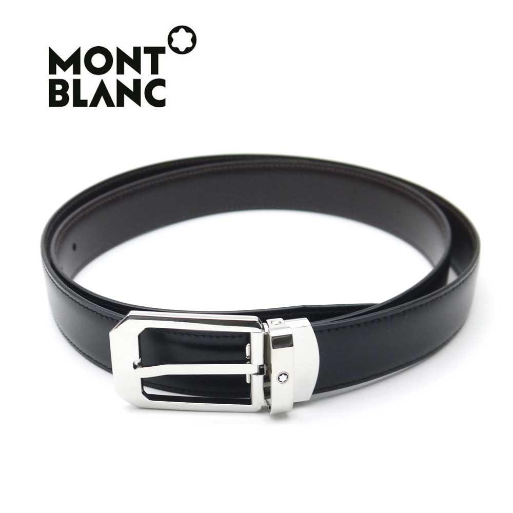 モンブラン/MONT BLANC メンズリバーシブルベルト 116579【新品】【送料無料】