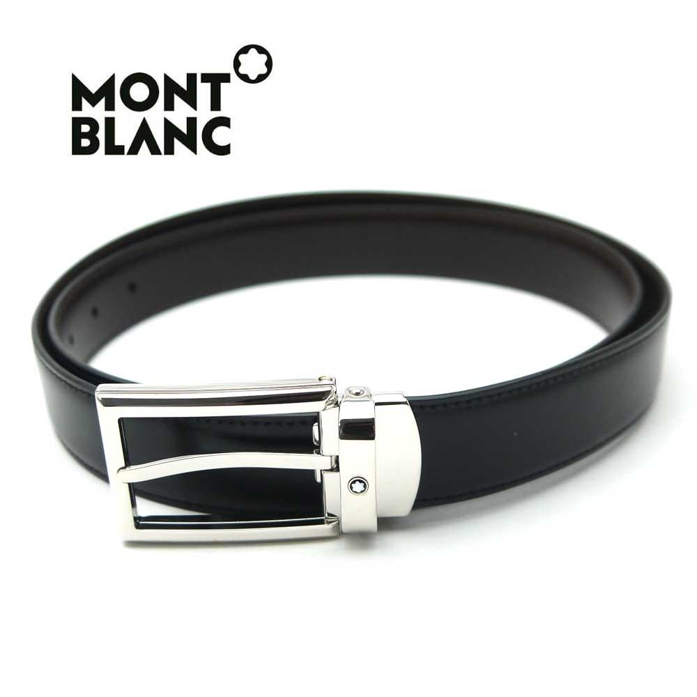 モンブラン/MONT BLANC メンズリバーシブルベルト 116703【新品】【送料無料】