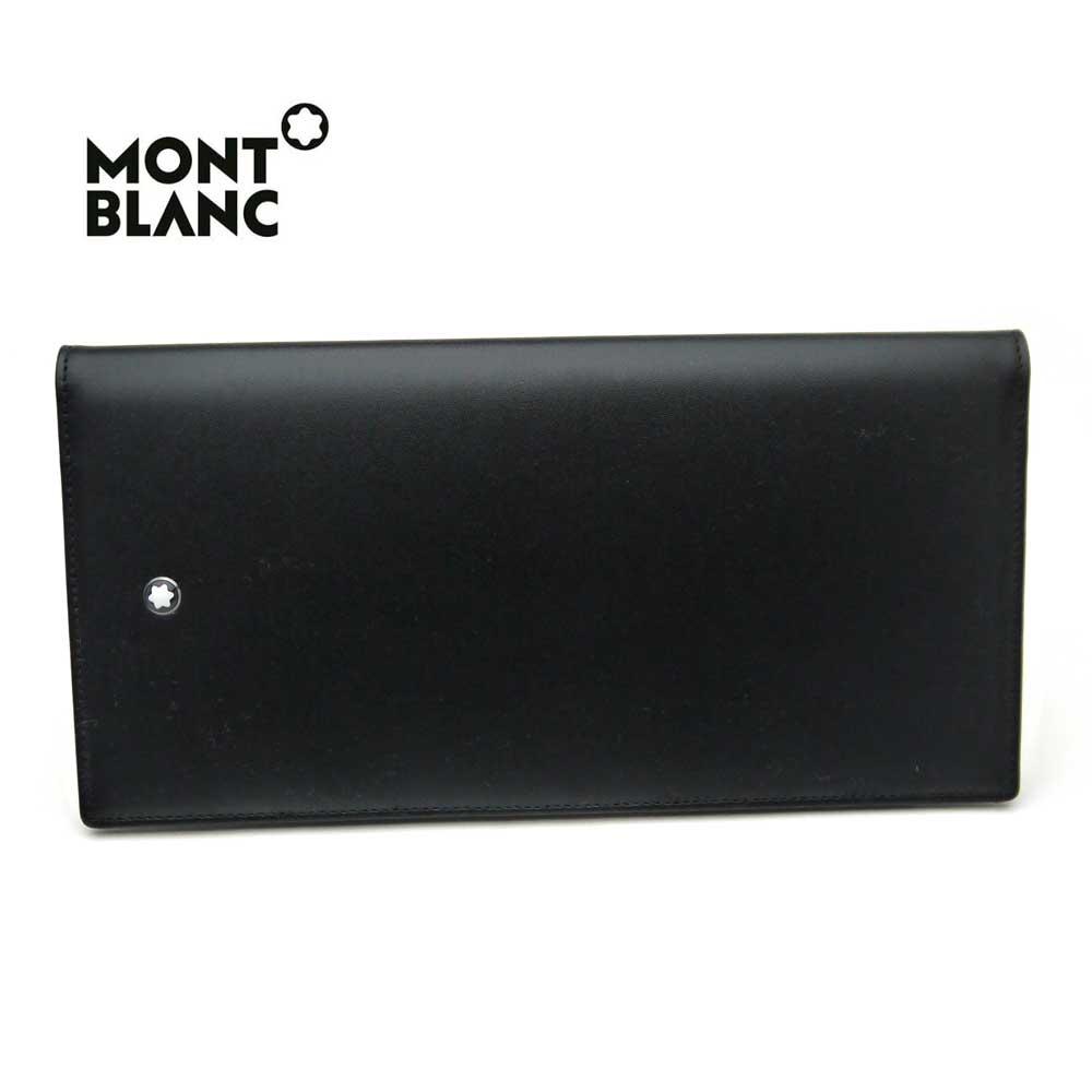 モンブラン/MONT BLANC 長財布 35790・ブラック【新品】【送料無料】