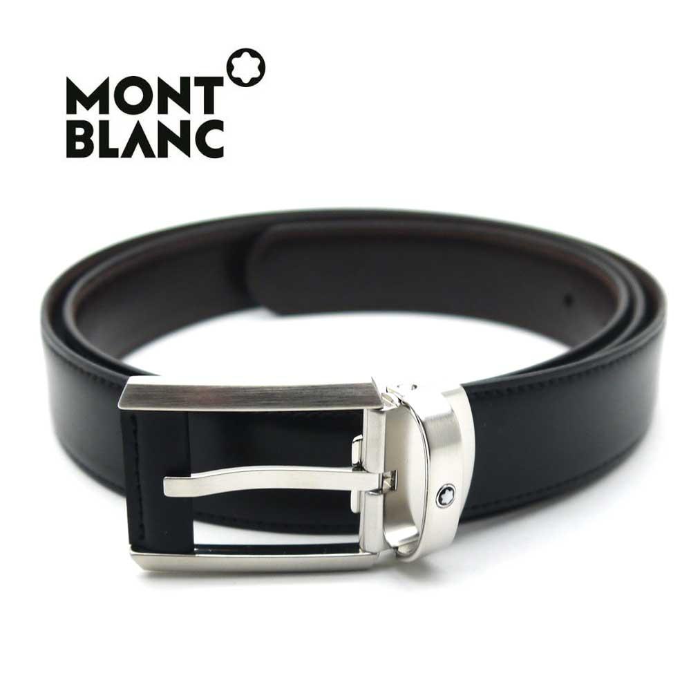 モンブラン/MONT BLANC メンズリバーシブルベルト 38158【新品】【送料無料】
