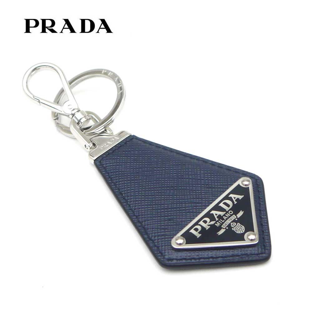 プラダ/PRADA キーリング チャーム キーホルダー サフィアーノ 2PP041 053 F0216 【即発送可能】
