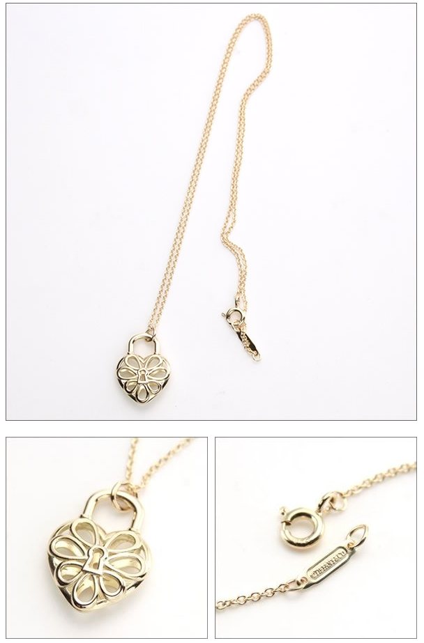 Tstaile rakuten global market tiffany tiffany ampco necklace tiffany co tradename tiffany filigree heart pendant mini 18years 16 in 27250017 size top height 18 cm x top 14 cm x thickness 04 cm total length 41 aloadofball Image collections